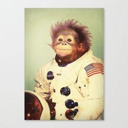 Space Cadet Canvas Print