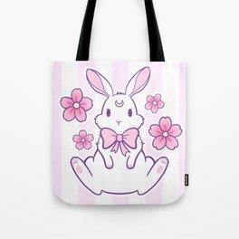 Sakura Bunny 02 Tote Bag
