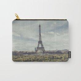 Eiffel Paris Carry-All Pouch