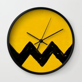 Charlie Brown Wall Clock
