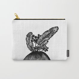 Featherly thaughts Carry-All Pouch