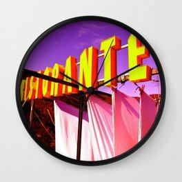 RISTORANTE Wall Clock
