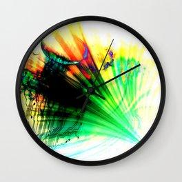 Think technology 06 Wall Clock