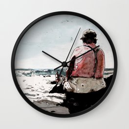 GOMERA Wall Clock