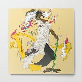 素戔男 - SUSANOO Metal Print