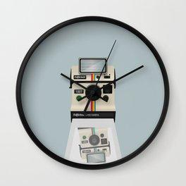Selfieroid Wall Clock