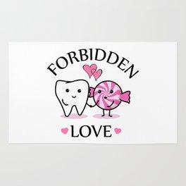 Forbidden Love Rug