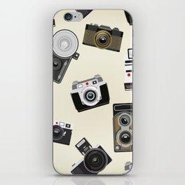 Photographer iPhone Skin