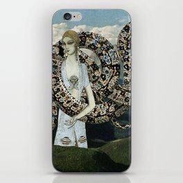 Serpents and Mountains iPhone Skin
