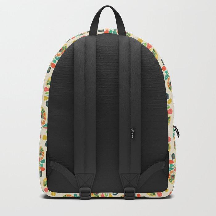Fan Flower Backpack