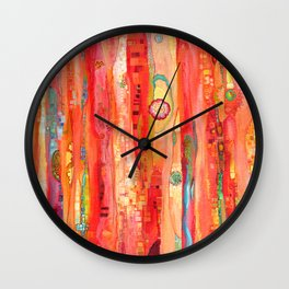 About Klimt Wall Clock