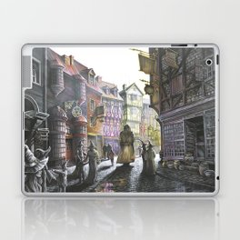 Diagon Alley Laptop & iPad Skin