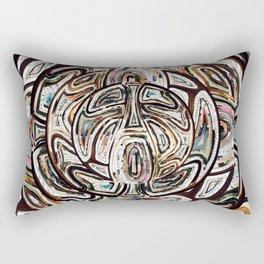 Sun Shifter Rectangular Pillow