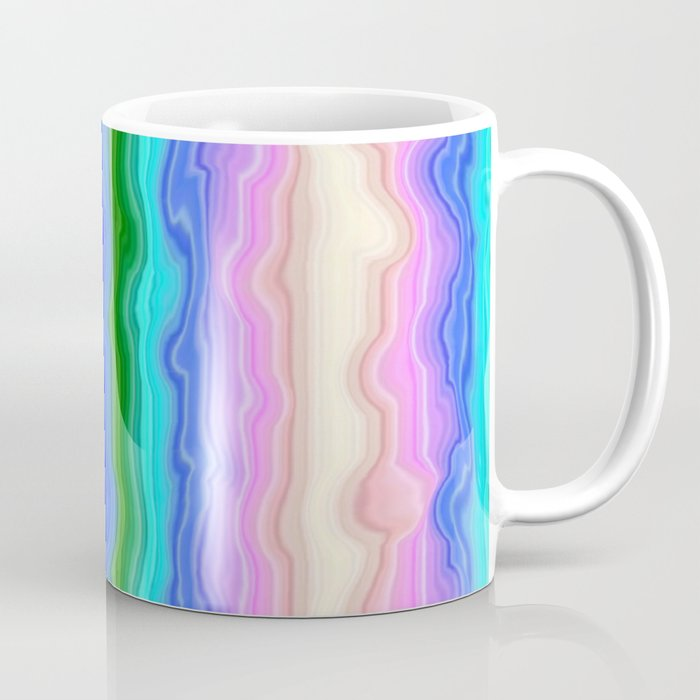 Waves of Colour Coffee Mug