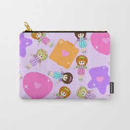 Polly Pastels Carry-All Pouch