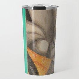 Self-Portrait - Tamara de Lempicka Travel Mug