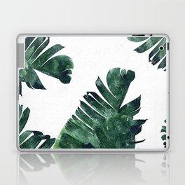 Banana Leaf Watercolor #society6 #buy #decor Laptop & iPad Skin