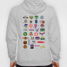 "World Cup 2018 the 32 contenders ""Nicknames"" Hoody"