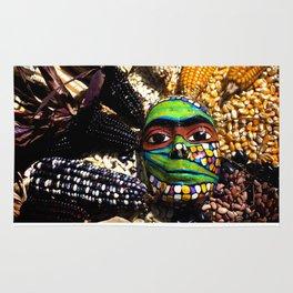 Seed Mask Rug