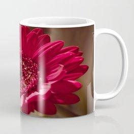 Beautiful Red Gerbera Coffee Mug