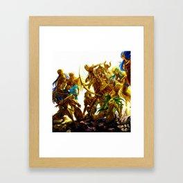lost canvas Framed Art Print