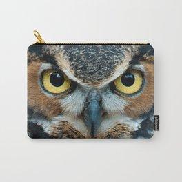 aztec owl  , aztec owl  games, aztec owl  blanket, aztec owl  duvet cover,  Carry-All Pouch