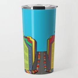 Tenement Hill Travel Mug
