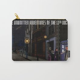 The 13th Doctor and the Paternoster Detective Agency Carry-All Pouch