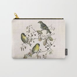 Springtime is lovetime Carry-All Pouch