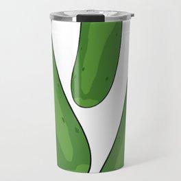 Pickle Rick 5 Travel Mug