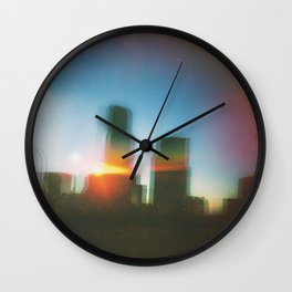 New Homes Wall Clock