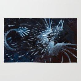 microraptor Rug