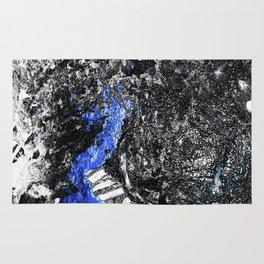Fairy Blood (Blue) Rug