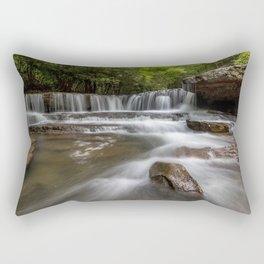 Down Low on Mash Fork, Camp Creek, WV Rectangular Pillow