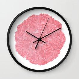 graphic pattern Wall Clock