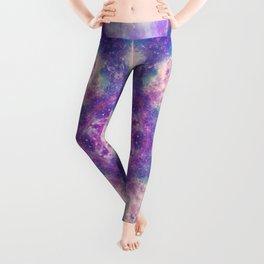 Deep Space Mandala Leggings
