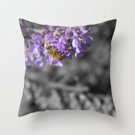 Bee Love Throw Pillow