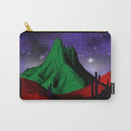 Painting in the Dark Carry-All Pouch