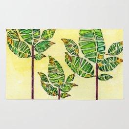 Leafy Treezy Rug