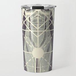 Sacred Geometry (Divine Feminine) Travel Mug