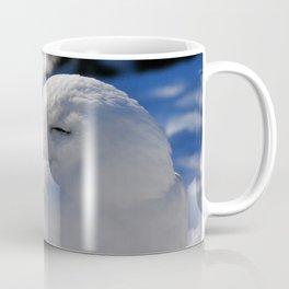 Snowy in the Snow by Teresa Thompson Coffee Mug