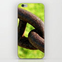 Chain iPhone Skin