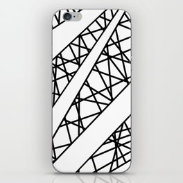 Lazer Dance X iPhone Skin