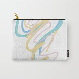 Doodle Writing Thinking Carry-All Pouch