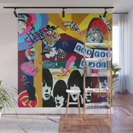 Goo Goo GJoob Wall Mural