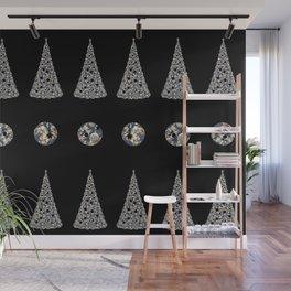 Oh Christmas Tree Wall Mural