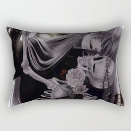 dance with death Rectangular Pillow