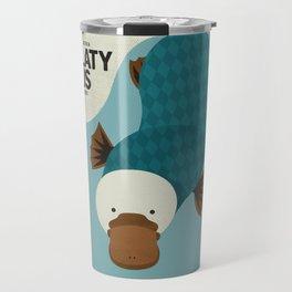 Hello Platypus Travel Mug