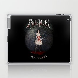 Alice Madness Returns Hysteria Game Design Laptop & iPad Skin