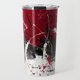 Groove In The Fire Travel Mug